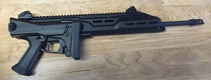 Gun Review: CZ Scorpion EVO 3 S1 Carbine in 9mm Luger - GAT