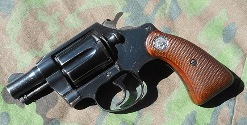 Gun Review Colt Detective Special Revolver In 38 Spl