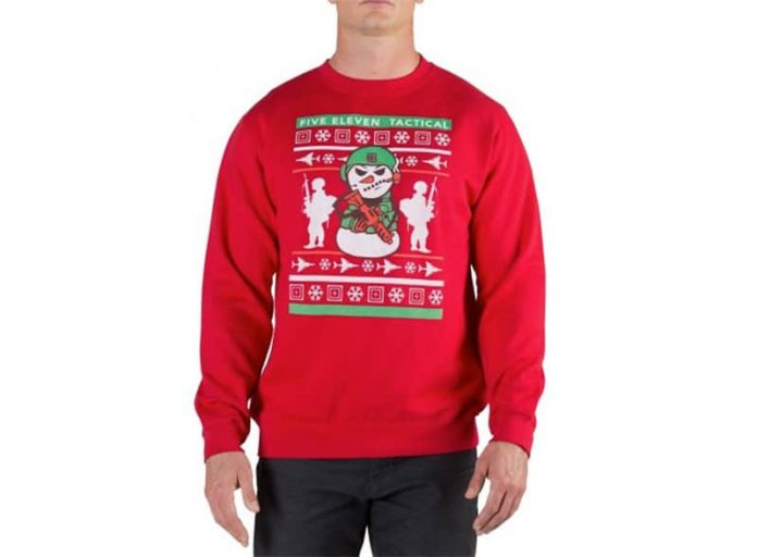 The Office Christmas Sweater.5 11 Tactical Preps For The Holidays With The Ugly Holiday