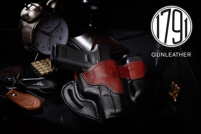 1791 Gunleather: Multi-Fit Leather Holster Review - GAT