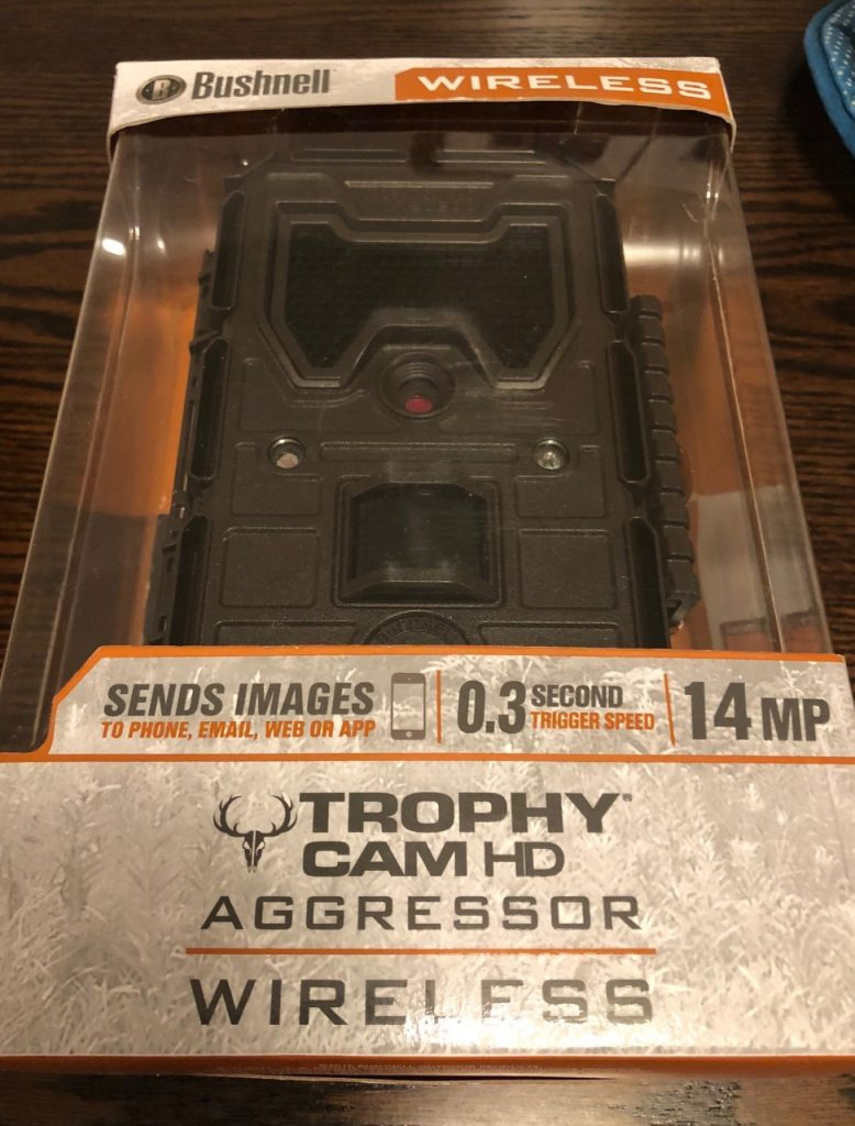 Bushnell Aggressor Wireless Trophy Cam HD - The Game Cam