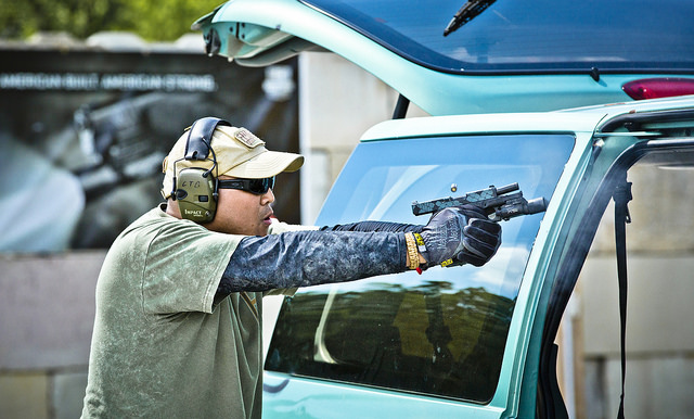 After Action Review (AAR) of Sentinel Concepts Vehicle CQB