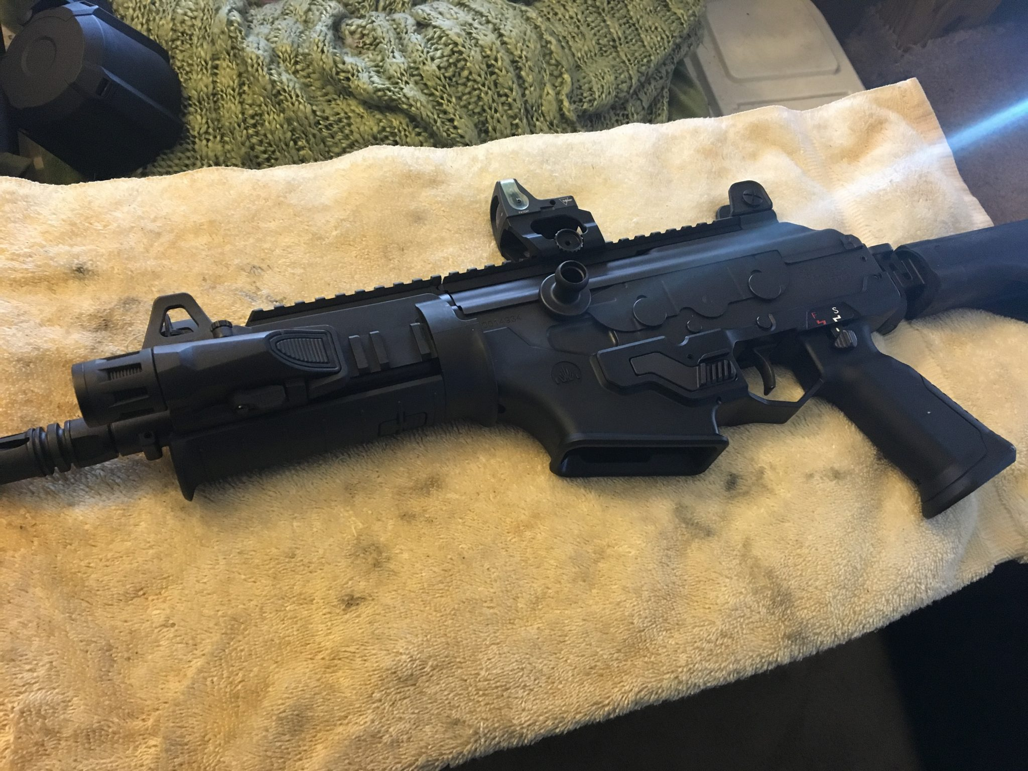 Review: IWI Galil ACE Pistol, An Epitome in EDC Carbines