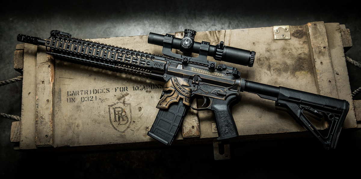 Rare Breed Firearms teams up with Spike's Tactical for