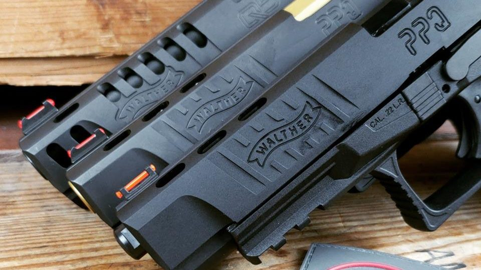 Walther's Smallest 5″: PPQ  22LR - GAT Daily (Guns Ammo