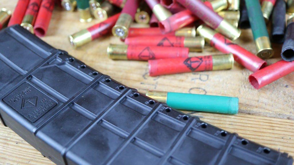 Shots Fired! ATI .410 Omni AR Shotgun