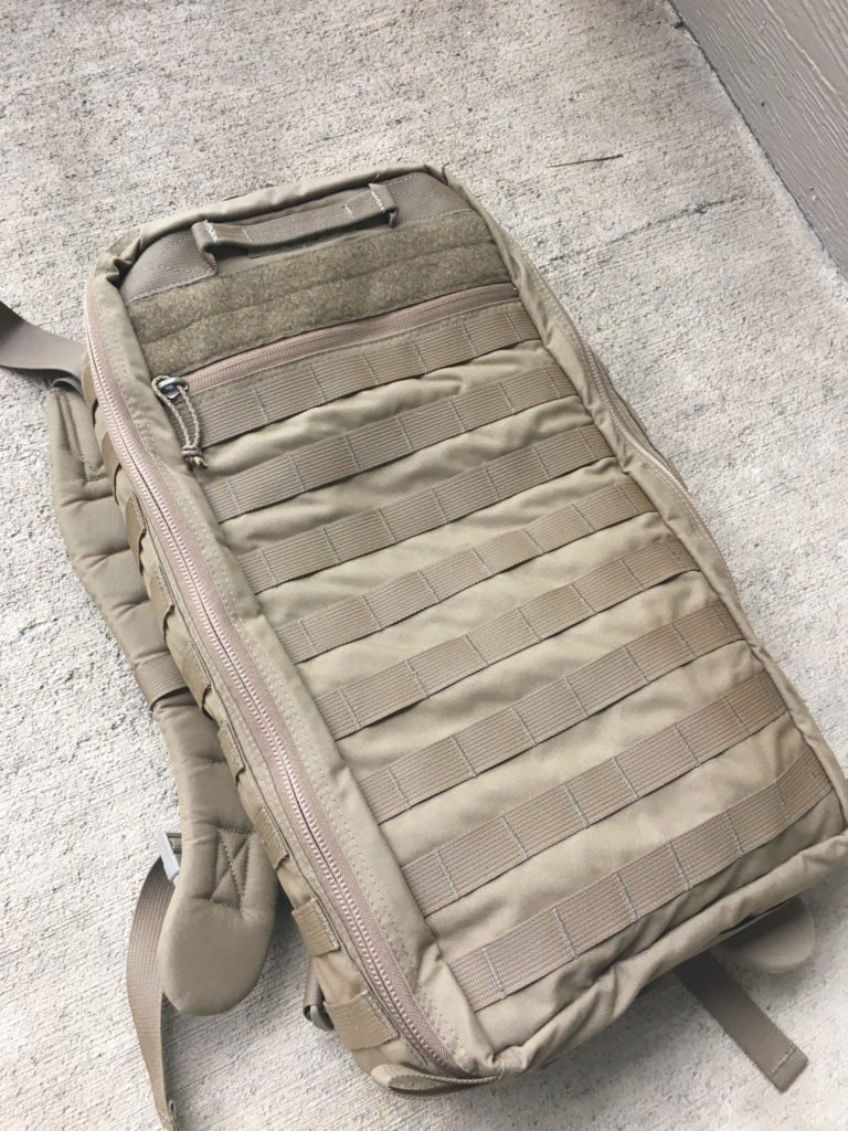 Trident Tactical T3 Medical Backpack: Designed to the exacting standards of Special Forces medics