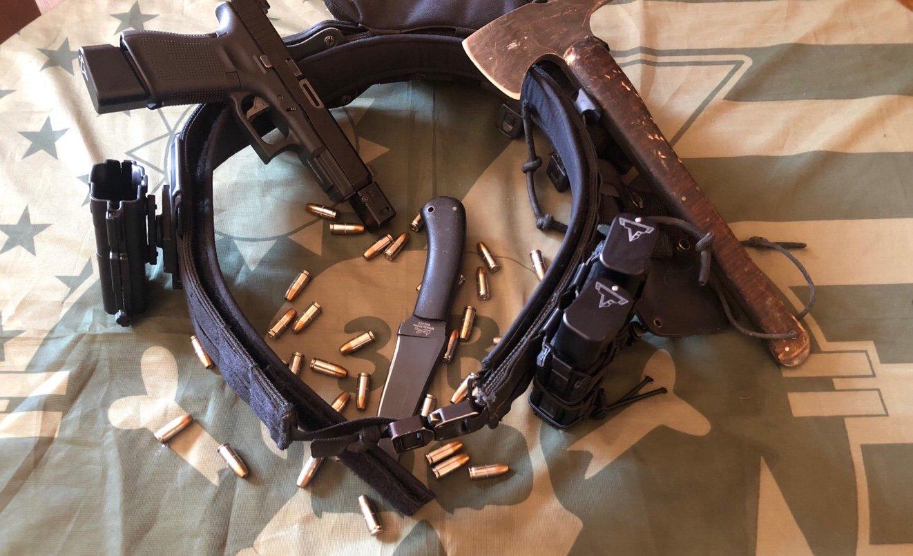 Grey Ghost Gear Ugf Battle Belt Gat Daily Guns Ammo