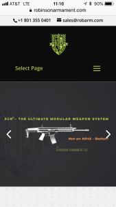 The Robinson Armament XCR-M, Part 1  SCAR Killer?