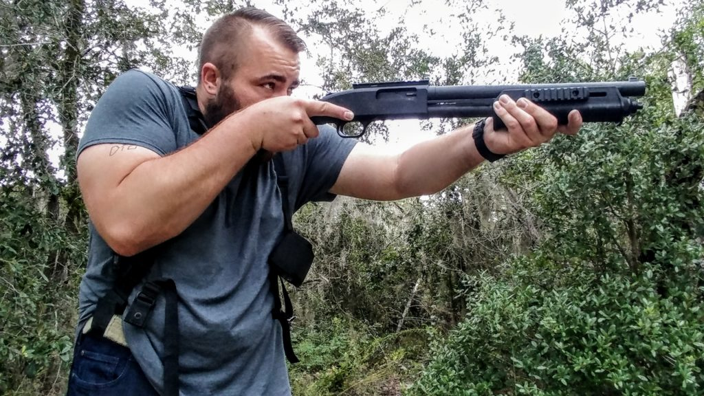 The Desantis DSD Rig | An AR-15 Shoulder Rig