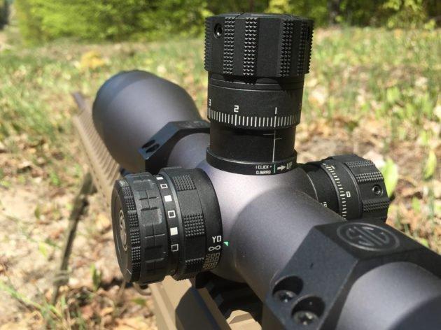 Sig Optics Tango 6