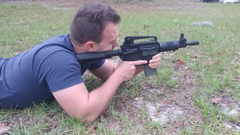 The Baby AR: How Small is Too Small?