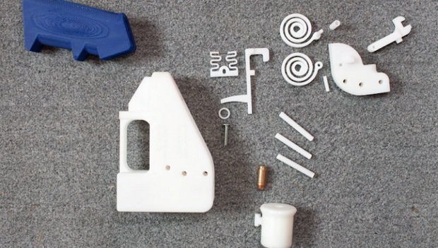 3D Printing Takes a Controversial Step: The Liberator - TheArmsGuide.com