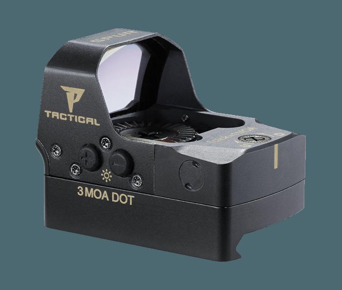 First Look: Nikon P-Tactical SPUR Reflex Sight
