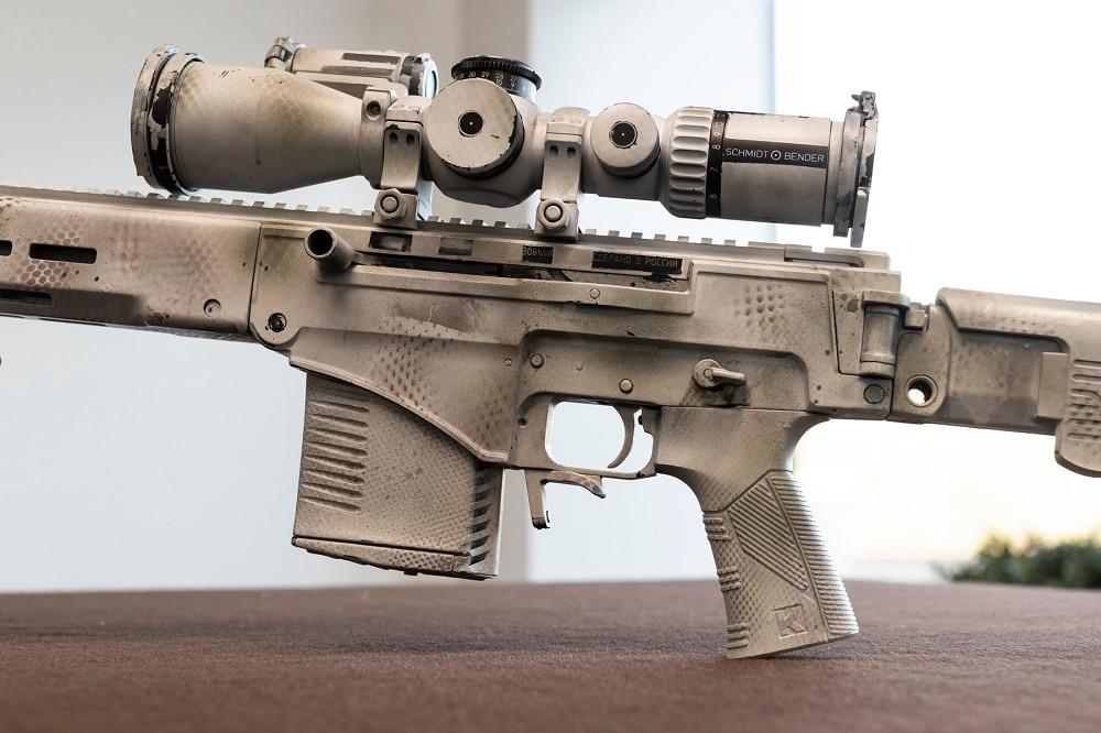 ICYMI: More Photos Surface of the New Kalashnikov DMR Rifle