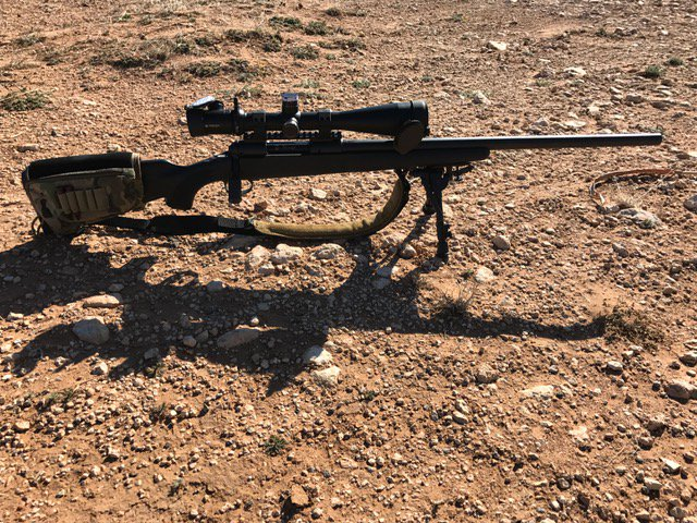 Savage Arms Model 10T Tactical Bolt-Action Rifle