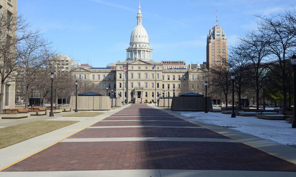 Michigan Capitol Commission Bans Open Carry