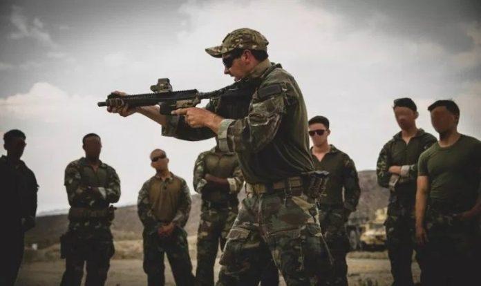 Adjust Target Marsoc Marines Caught Running A Tactical