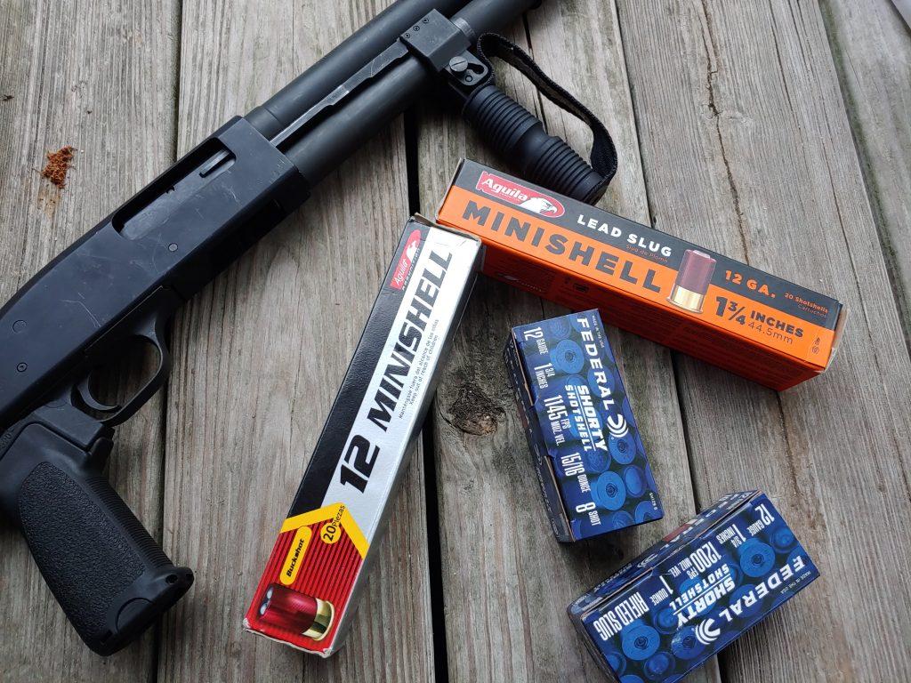 Shotgun Mini Shells - A Realistic Look - GAT Daily (Guns