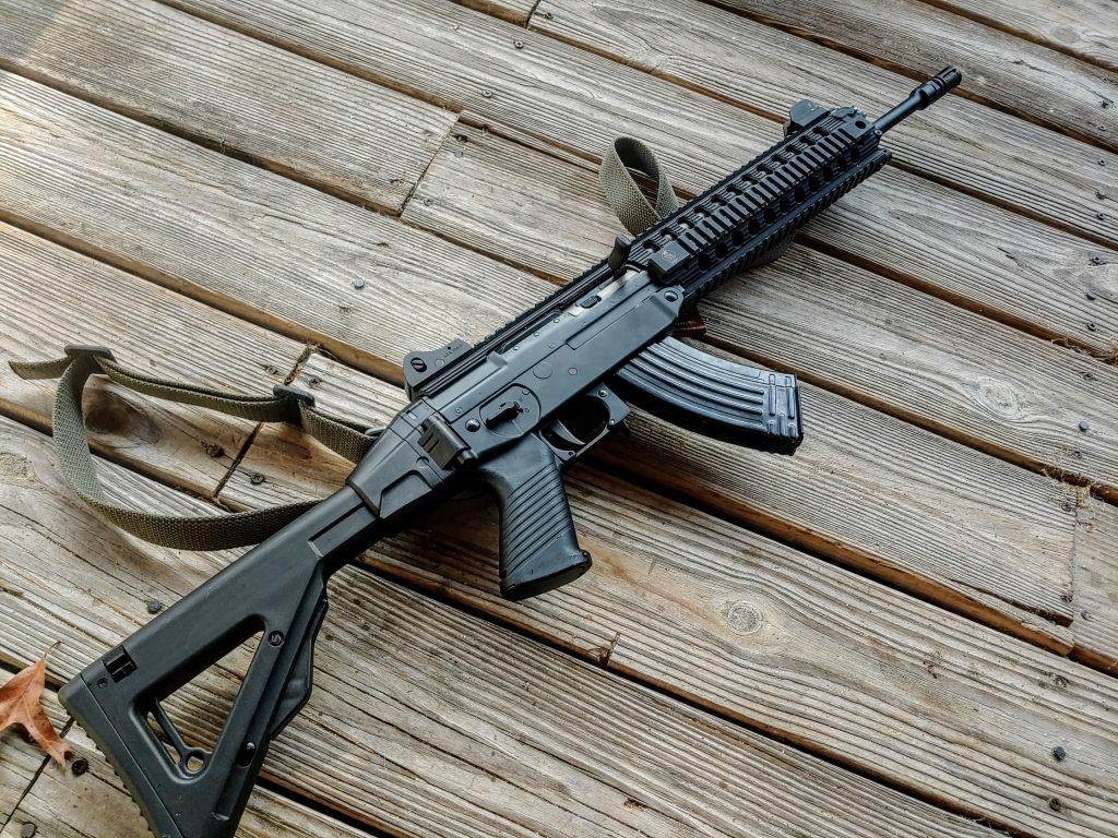 SIG 556R