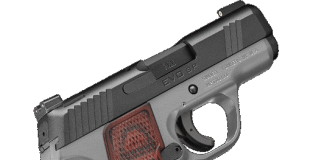 Kimber SP CDP concealed carry pistol