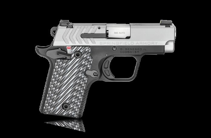 SA 911, Carry Pistol
