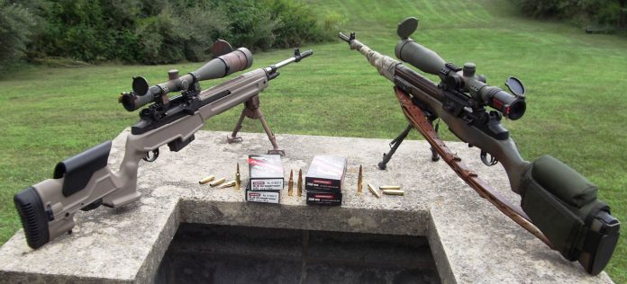 m1a shoot off 6.5 and 308