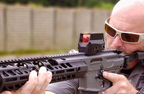 Sig sauer romeo8h reflex sight red dot sight
