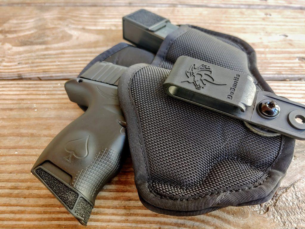 The Inner Piece 2 0 From Desantis - GAT Daily (Guns Ammo