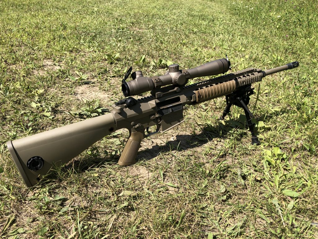 Knights Armament M110 Conversion from Operations Parts