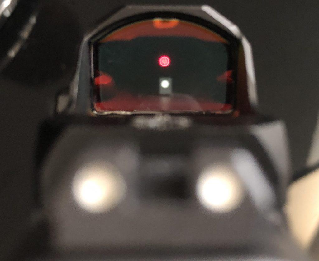 US Optics Dynamic Reflex Sight Window and Dot 2 MOA