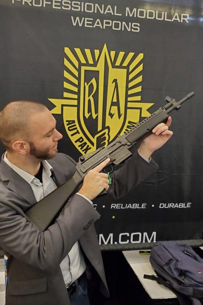 Robinson Armament M96 Stoner 63