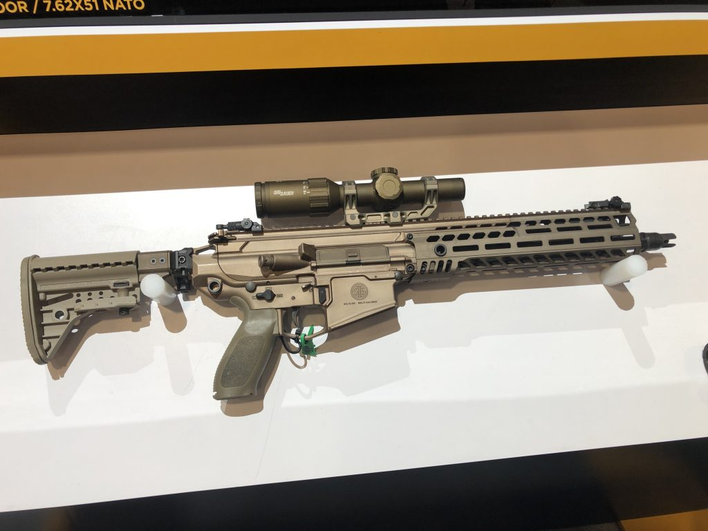 SIg MCX Spear NGSW