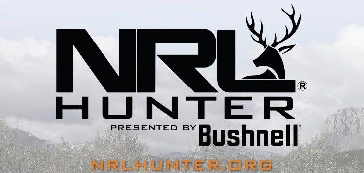 NRL Hunter logo by Bushnell sponosr