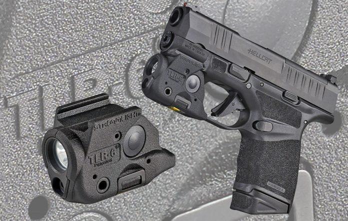 Micro Light for Hellcat micro compact pistol