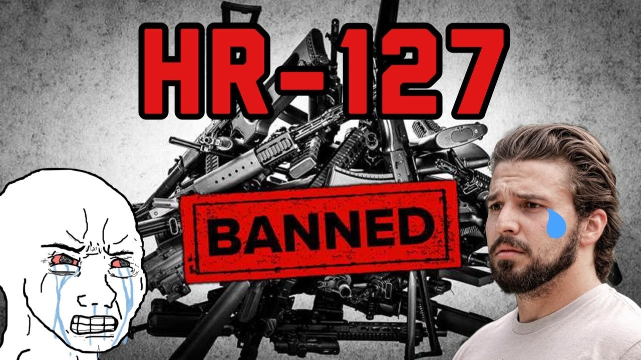 Brandon Reads the Dumbest Thing on the Internet… H.R. 127