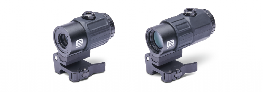 EoTech G43 and G45 red dot and holographic