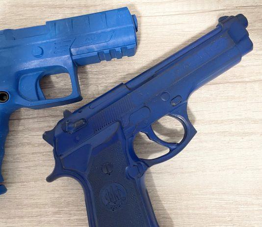 beretta blue guns